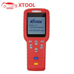 China Original Xtool X100 PRO Auto Key Programmer X100+ Updated Version for Multi Car Models same as X100 PAD suppliers