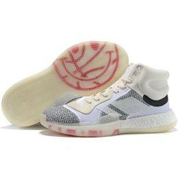 $enCountryForm.capitalKeyWord NZ - Best Quality New Marquee High Kristaps Porzingis Primeknit Breathable designer shoes Mens basketball shoes Black White Mens Sneakers 40-46