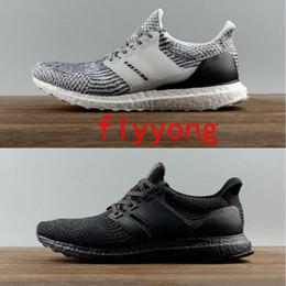 Top Brand Ultraboost 3.0 4.0 Running Shoes Men Women Ultra Boost 3.0 III  Primeknit Runs White Black Sports Sneaker Running Shoes e626bb5e4