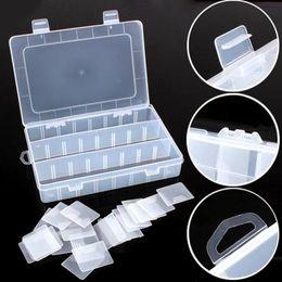$enCountryForm.capitalKeyWord NZ - Practical Adjustable 24 Grids Compartment Plastic Storage Box Jewelry Earring Bead Screw Holder Case Display Organizer