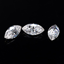 $enCountryForm.capitalKeyWord Australia - Wuzhou Gems wholesale moissanite marquise 13x6.5mm for ring setting