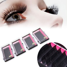 Wholesale Blink Mink Tray Lash mm B C D J Curl For Individual Eyelash Extensions High Quality Pro