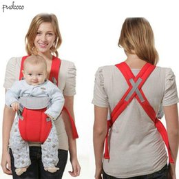 Carry Sling Strap Australia - Emababy Brand New Adjustable Baby Infant Toddler Newborn Safety Carrier 360 Four Position Lap Strap Soft Baby Sling Carriers