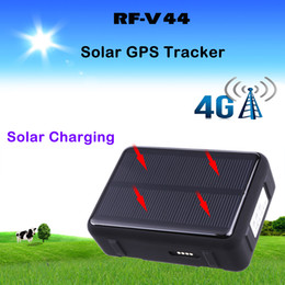 gps locator track Australia - 4G GPS Cow Locator LTE Tracker with Solar Power 9000mAh Long Standby Sheep Camel Horse GPS Tracker Waterproof Real time Tracking
