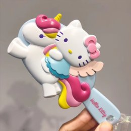 $enCountryForm.capitalKeyWord Australia - Airbag Comb Girl Cute Child Anti-static Massage Baby Comb New Cartoon Princess Comb 2019 Good Quality