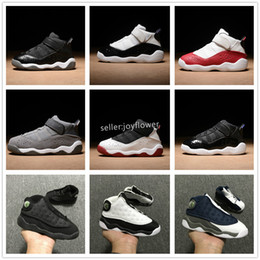 Kid Shoes For Sale Australia - 2019 Hot Sale Jumpman VI 6 13 Rings Kid Children's Shoes basketball shoes for Top quality 6s Casual Fashion Sneakers Size:6C-10C