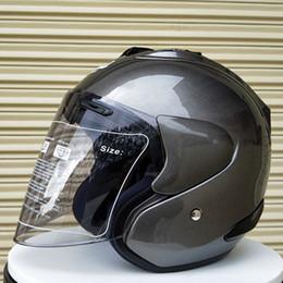 Jet Half Face Helmets Australia - ARAI R4 Motorcycle Helmet 3 4 Open Face Vintage Casco Moto Jet Scooter Bike Helmet Retro ECE approved Casque Motociclismo