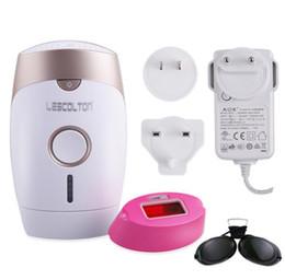 Face Body Epilator Australia - IPL Laser Hair Removal Epilator Permanent Body System Face Painless Electric Skin Rejuvenation Acne Treatment for Home Beauty Use
