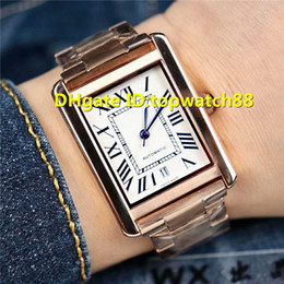 $enCountryForm.capitalKeyWord Australia - WX New designer watches Swiss Automatic Sapphire Crystal Rose Gold Case Roman numerals Dial Diamond Bezel transparent case back Mens Watch