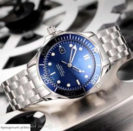 $enCountryForm.capitalKeyWord Australia - Ceragold Technology Creates Mens Watches Ceramic Diving Bezel Luxury Watch 42mm Mechanical Automatic Designer Wristwatches Blue Black