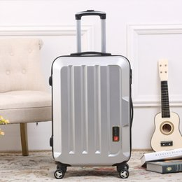 Levers Universal NZ - Male an femaled models trolley case,PC24 inch lever luggage suitcase,universal wheel trolley Case,trendy wild Rolling