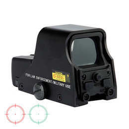 $enCountryForm.capitalKeyWord NZ - Spike Matt Black Tactical 1x22mm Holographic Reflex Red Green Dot Sight Outdoor Hunting Sight Scope Brightness Adjustable.T190724