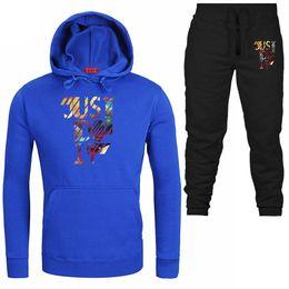 $enCountryForm.capitalKeyWord Australia - Men Set 2 piece Tracksuit Joggers Long Sleeve Black Male Trousers Casual Pants Sportswear Set Tracksuits