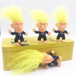 $enCountryForm.capitalKeyWord Australia - new Donald Trump Action Figures Doll funko pop Kids toy Girls Surprise Gift Christmas zx0021