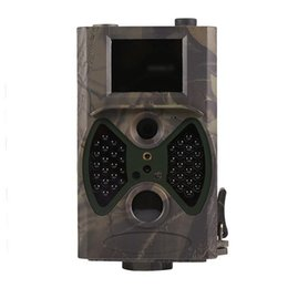 night wildlife cameras 2019 - HC-300A 12MP 1080P Outdoor Hunting Camera MMS Photo Traps Night Vision Wildlife Camera Trap infrared Trail Device New. d