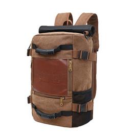 Laptop Travel Backpacks Australia - 2019 Men's Multifunctional Backpacks Large Capacity Travel Bagpack Male Waterproof Luggage Shoulder Bag Laptop Rucksack for Trip