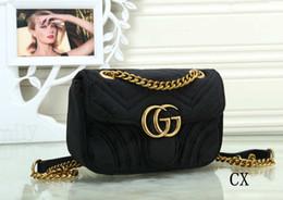 $enCountryForm.capitalKeyWord Australia - 2019 Hot Sale luxury high quality top women handbag famous G shoulder bag luxury fashion Clutch messenger bag women hand bag sac
