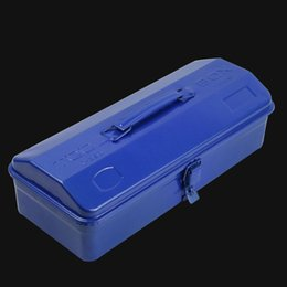 portable iron box UK - Iron toolbox multi-function portable repair tool box car home thickening storage box hardware tool case