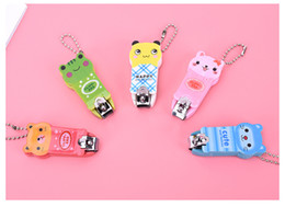 $enCountryForm.capitalKeyWord Australia - Creative And Lovely Nail Clippers Female Household Manicure Kit Tools Childrens Cute Stainless Steel Nail Clippers Cartoon Kids Maternity