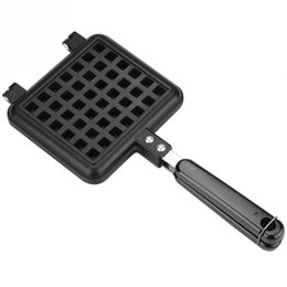 $enCountryForm.capitalKeyWord UK - Hot sale Non-Stick Waffles Maker Sandwich Iron Machine Household Kitchen Gas Pan Bubble Egg Cake Oven Breakfast Machine free shipping