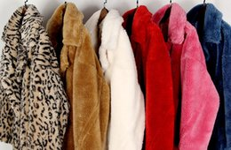 Fur Hooded Zipper Long Style Australia - Women's Oversize furs coats winter warm wool furs X-Long parkas large grain sheep shearing fashion style @championsjersey