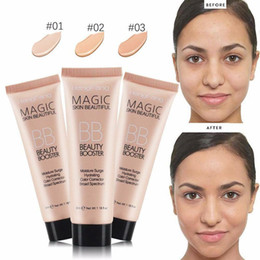 $enCountryForm.capitalKeyWord Australia - Hengfang Brighten Base Foundation Full Cover Face Makeup Kit Sun Block Waterproof Face Whitening Foundation BB Cream Concealer