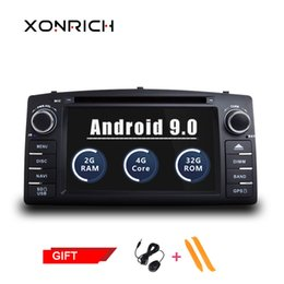 stereo navigation car toyota corolla 2019 - Autoradio 2 din android 9.0 Car Multimedia Player For Toyota Corolla E120 BYD F3 Stereo GPS DVD Head Unit Navigation Wif