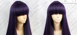 $enCountryForm.capitalKeyWord UK - WIG Wholesale price FREE P&P>>>Inu x Boku SS Shirakiin Ririchiyo Cosplay Costume Wig purple mix black