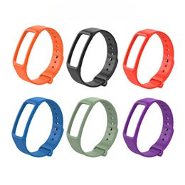 New Arrival Smart Watch Australia - 2019 New Arrival Smart Wristbands Strap Soft Silicone Sport Wristband Watch Strap for C1S C1PLUS C18