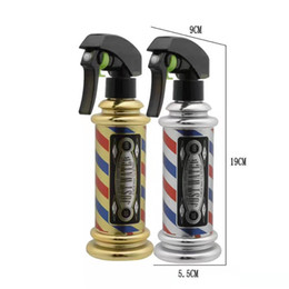 Wholesale Direct hair salon dedicated spray bottle barber shop hair stylist director automatic watering can