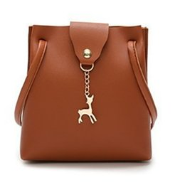 Shipping Coins Australia - Cheap New Arrival Bags For Women Clutch Bag Hand Sling Women Fashion Solid Deer Cover Crossbody Shoulder Phone Coin Bag Free Shipping