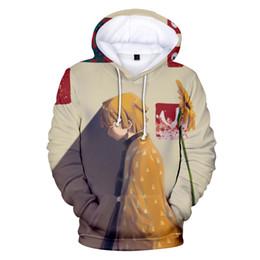 3ef7f8b85 2019 Aikooki New Demon Slayer Kimetsu No Yaiba 3D Hoodies Men/Women  Sweatshirts Spring Autumn Winter Casual Hoodie Boys/Girls Coats From  Purlove, ...