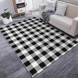 Home door mats online shopping - Nordic Carpets Rugs Modern Carpet Living room Bedroom Large Child Climbing Mats Kitchen Door Mat Home Decor Area Rug Antiskip W24