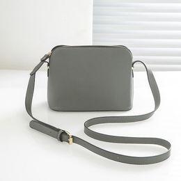Light pink purses online shopping - brand designer Female purse Shell Shoulder Bag Crossbody Fashion Small Messenger Bag Handbags PU Leather color