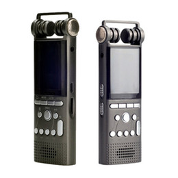 $enCountryForm.capitalKeyWord NZ - Professional Voice Activated Digital Audio Voice Recorder 16GB 32G USB Pen Recording PCM 1536Kbps,Support TF-Card