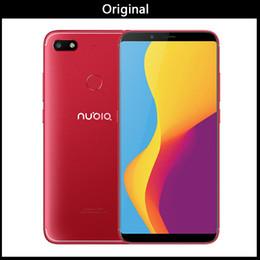 "$enCountryForm.capitalKeyWord Australia - Original Global ZTE Nubia V18 UI 5.1 Mobile Phone 4GB+64GB 6.01""Snapdragon 625 Octa Core 18:9Full Screen Face ID 4000mAh 13MP Smartphone"