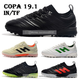 $enCountryForm.capitalKeyWord Australia - Mens Low Ankle Football Boots Copa 19.1 IN TF Soccer Cleats Copa 19 Indoor Turf Soccer Shoes