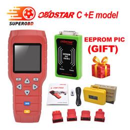 E Tester NZ - OBDSTAR X100 pro C+E model Auto Key Programmer x-100 pro x100pro immobilizer programming tool +EEPROM PIC