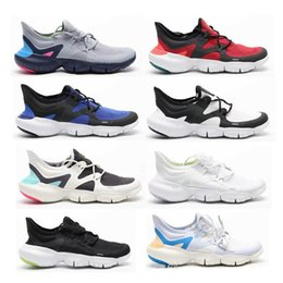 lightweight basketball shoes Australia - 2019 Free RN 5.0 Mens Running Basketball Shoes MaleStar Fashion Designer Sports Sneakers Summer Cool Breathable RUN Lightweight Knit Shoes