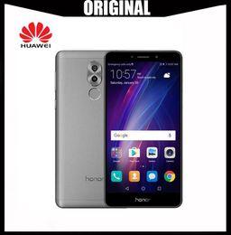 $enCountryForm.capitalKeyWord Australia - Original Huawei Honor 6X Global Firmware 4G LTE Mobile Phone Kirin 655 Octa Core Dual Rear Camera 5.5'' 3GB 4GB RAM 32GB 64GB ROM