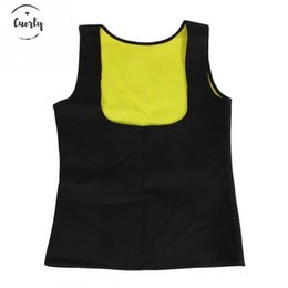 fat woman breast Australia - Hot New Selling Fashion Women Breast Care Abdomen Fat Burning Fitness Vest Body Shapewear Stretch Drop Shipping