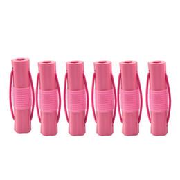 $enCountryForm.capitalKeyWord Australia - 1set 6pcs Magic Foam Rollers Sponge Hair Styling Curler Diy Women Hair Styling Tools Accessory