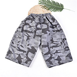 Loose Clothing Fashion Australia - Camouflage Mens Summer Designer Short Pants Capris Loose Drawstring Homme Clothing Fashion Relaxed Casual Male Apparel
