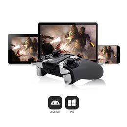 top samsung mobile phone Canada - GameSir G4 Top Gamepad Bluetooth Game Controller Wireless 4.0 USB wired Joystick For Mobile Phone Android Samsung T191227
