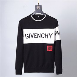 Wholesale formal clothing for women for sale – plus size Sweaters for Men Women Autumn Brand Cardigan Sweater Coats with Letters Pattern Fashion Mens Sweaters Tops Clothes Top men sweater