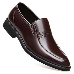 $enCountryForm.capitalKeyWord UK - Leather Business Dress Male Comfortable Men Shoes Leather Fashion Hot Selling Casual Shoes Men Dress