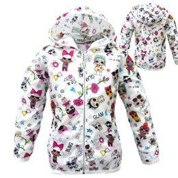 $enCountryForm.capitalKeyWord Australia - Designer Clothes Baby Boy Girl Sun Protection Clothing Kid Summer Coat Cartoon LOL Clothes Toddler Spring Jacket Child Coats