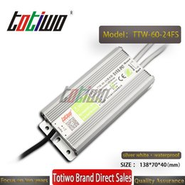 $enCountryForm.capitalKeyWord Australia - TOTIWO IP67 Waterproof AC110V AC220V to DC 24V 2.5A 60W Switching SMPS Power Supply LED Driver Waterproof Transformers constant voltage