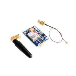 $enCountryForm.capitalKeyWord UK - Freeshipping 5pcs lot SIM800L V2.0 5V Wireless GSM GPRS MODULE Quad-Band W  Antenna Cable Cap
