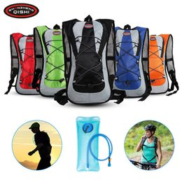 $enCountryForm.capitalKeyWord NZ - New Breathable Trail Running Marathon Vest Backpack Nylon Outdoor Running Bag With 2L Water Bag Sport Hiking Cycling Accessories